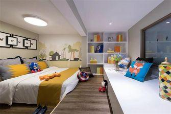 50平米复式田园风格儿童房图片