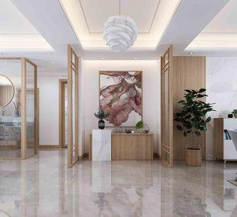 100平米三室两厅日式风格玄关装修案例