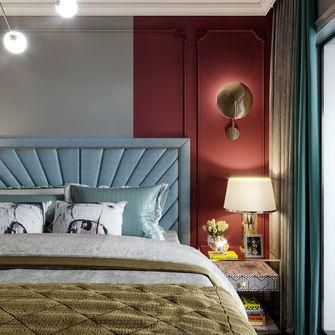 经济型80平米三室一厅欧式风格卧室装修效果图