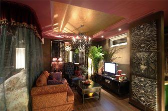 经济型50平米公寓东南亚风格客厅图片大全