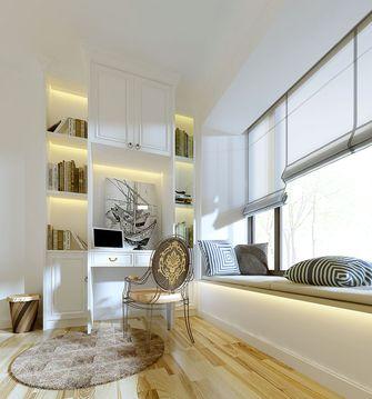 20万以上120平米三欧式风格书房装修案例