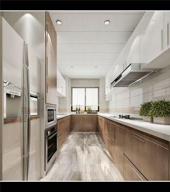 130平米四室一厅中式风格厨房装修图片大全