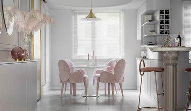140平米三室两厅法式风格餐厅欣赏图