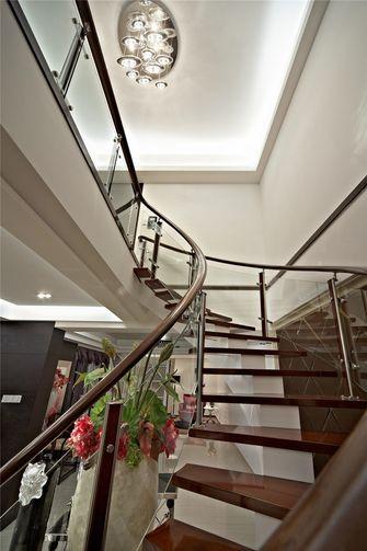 经济型110平米四室两厅新古典风格楼梯欣赏图