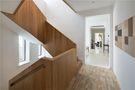 20万以上140平米四室一厅现代简约风格楼梯图片