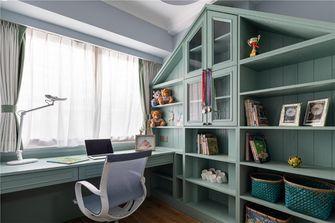 90平米三室两厅美式风格儿童房设计图