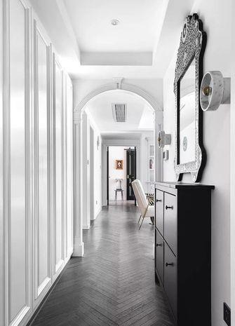 130平米三室两厅法式风格走廊装修图片大全