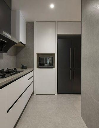 110平米一室两厅现代简约风格厨房图片