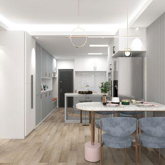 60平米一室两厅其他风格餐厅设计图