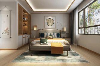 130平米四室两厅日式风格卧室图片