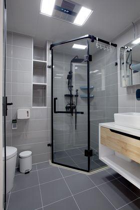 90平米三北欧风格卫生间设计图