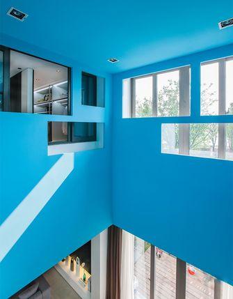 20万以上140平米别墅现代简约风格楼梯装修效果图