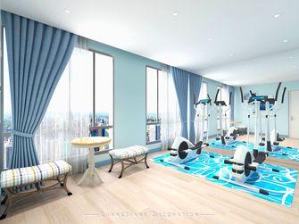 140平米四室两厅其他风格健身室装修图片大全