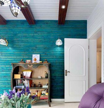 富裕型140平米四室两厅地中海风格阳光房设计图