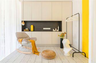 10-15万80平米三室两厅现代简约风格阳光房装修图片大全
