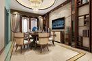 140平米四室四厅中式风格客厅背景墙图片