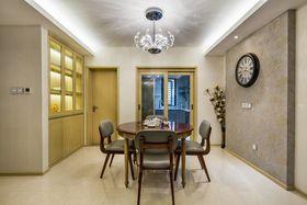 20万以上140平米三室一厅现代简约风格客厅图