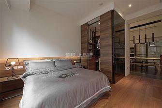 130平米三室一厅日式风格卧室图片