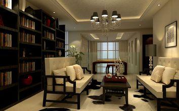 别墅中式风格设计图