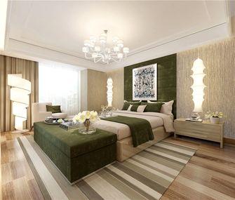 90平米三室一厅现代简约风格卧室飘窗图片