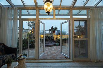 140平米四室两厅法式风格阳台欣赏图