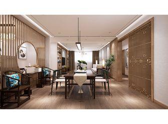 140平米四中式风格餐厅装修图片大全