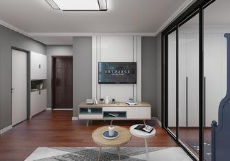 50平米小户型现代简约风格客厅欣赏图